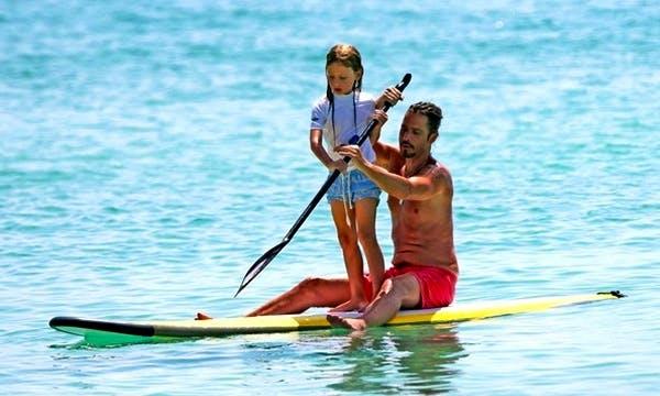 SUP Rentals in Miramar Beach