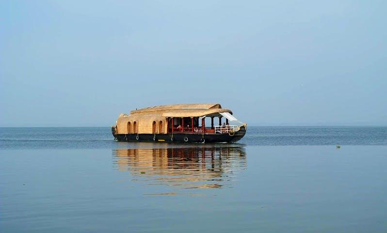 Houseboat Rental in Alleppey