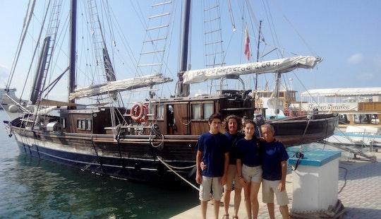 Schooner Rental In Palma
