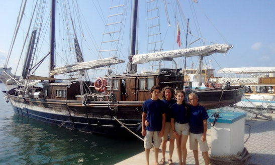 Schooner Rental In Palma
