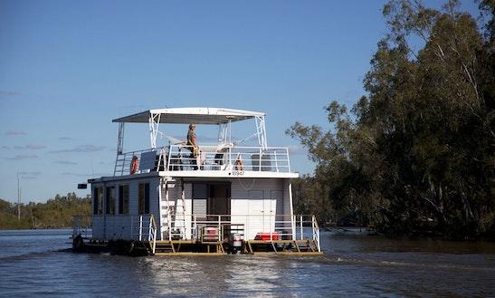 Houseboat Rental In Mulwala