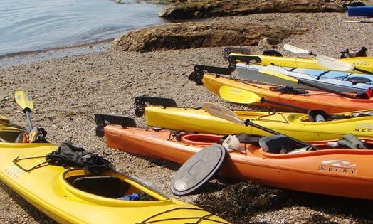 Kayak Rental in Maine
