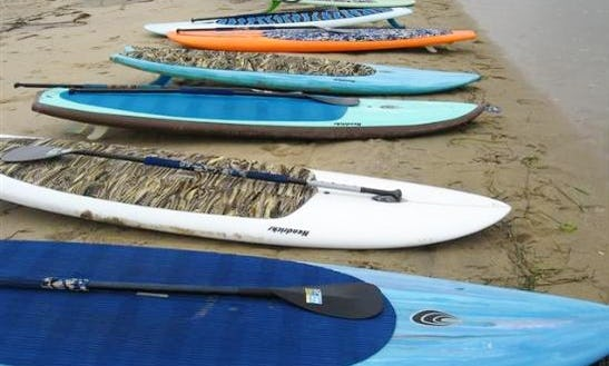 Stand Up Paddleboard Rental In Maine