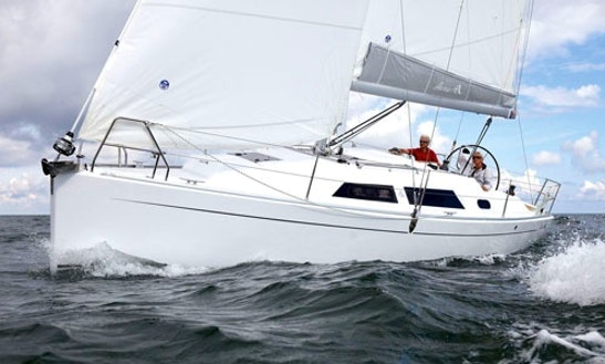 Hanse 325 Yacht Rental In Andijk