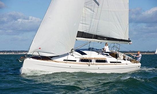 Hanse 345 Yacht Charter In Andijk