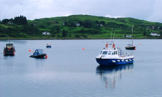 Chart 'porpoise Ii' In Dunaverty Oban