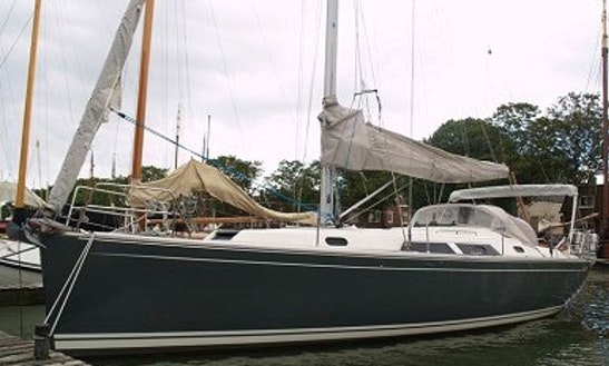 Hanse 400 Yacht Rent In Andijk