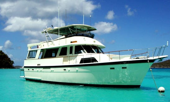 Motor Yacht Charter In St Thomas
