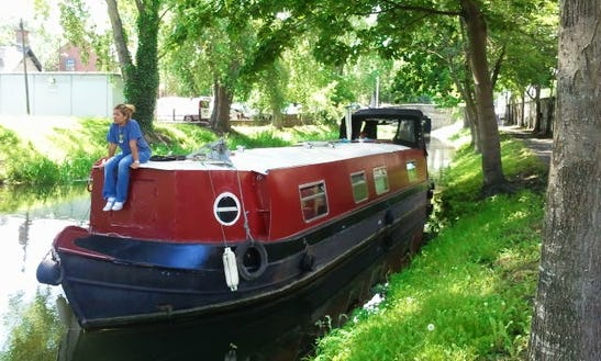 Hire Sceal Eile Barge In Dublin