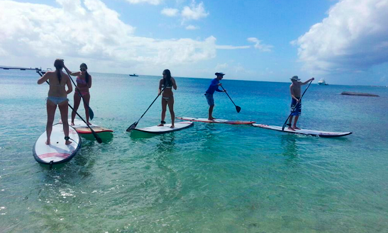 Sup Tours And Lessons In Anguilla