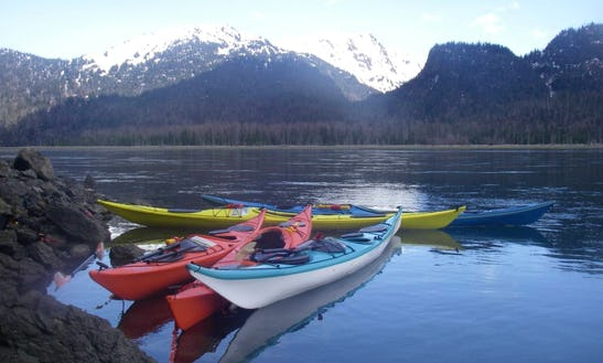 Double Sea Kayak Rentals & Demonstrations In Alaska