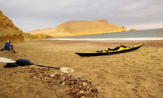 Sea Kayak Tour In Lima, Peru