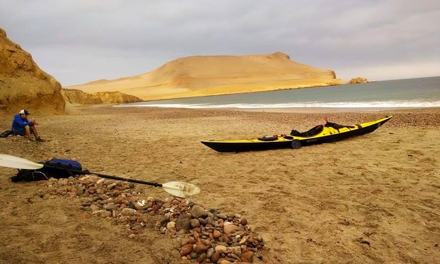 Sea Kayak Tour in Lima, Peru