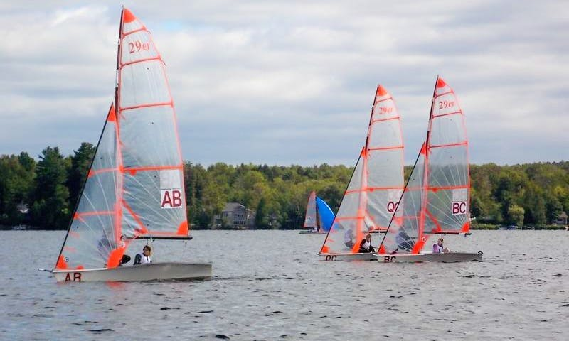 Adapted Sailing Program: Day Sailing in Quebec