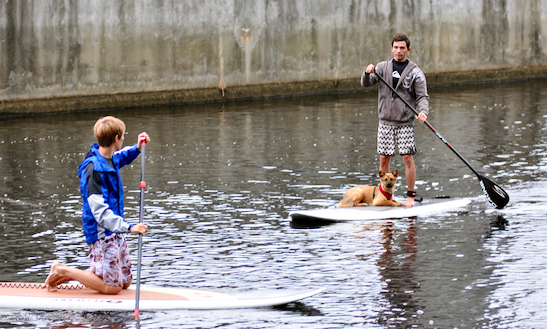 Sup Lessons In Myrtle Beach South Carolina