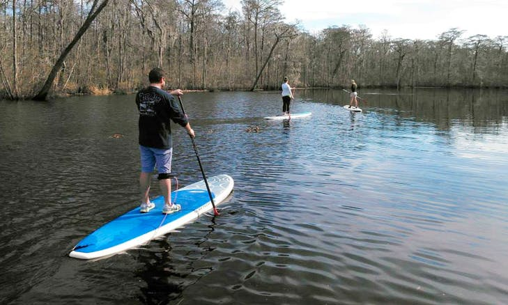 SUP Rentals in Myrtle Beach South Carolina
