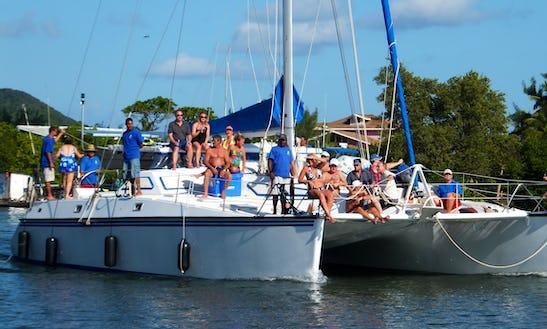 Cruising Catamaran Rental In Oakridge