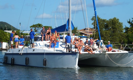 Cruising Catamaran Rental In Oakridge