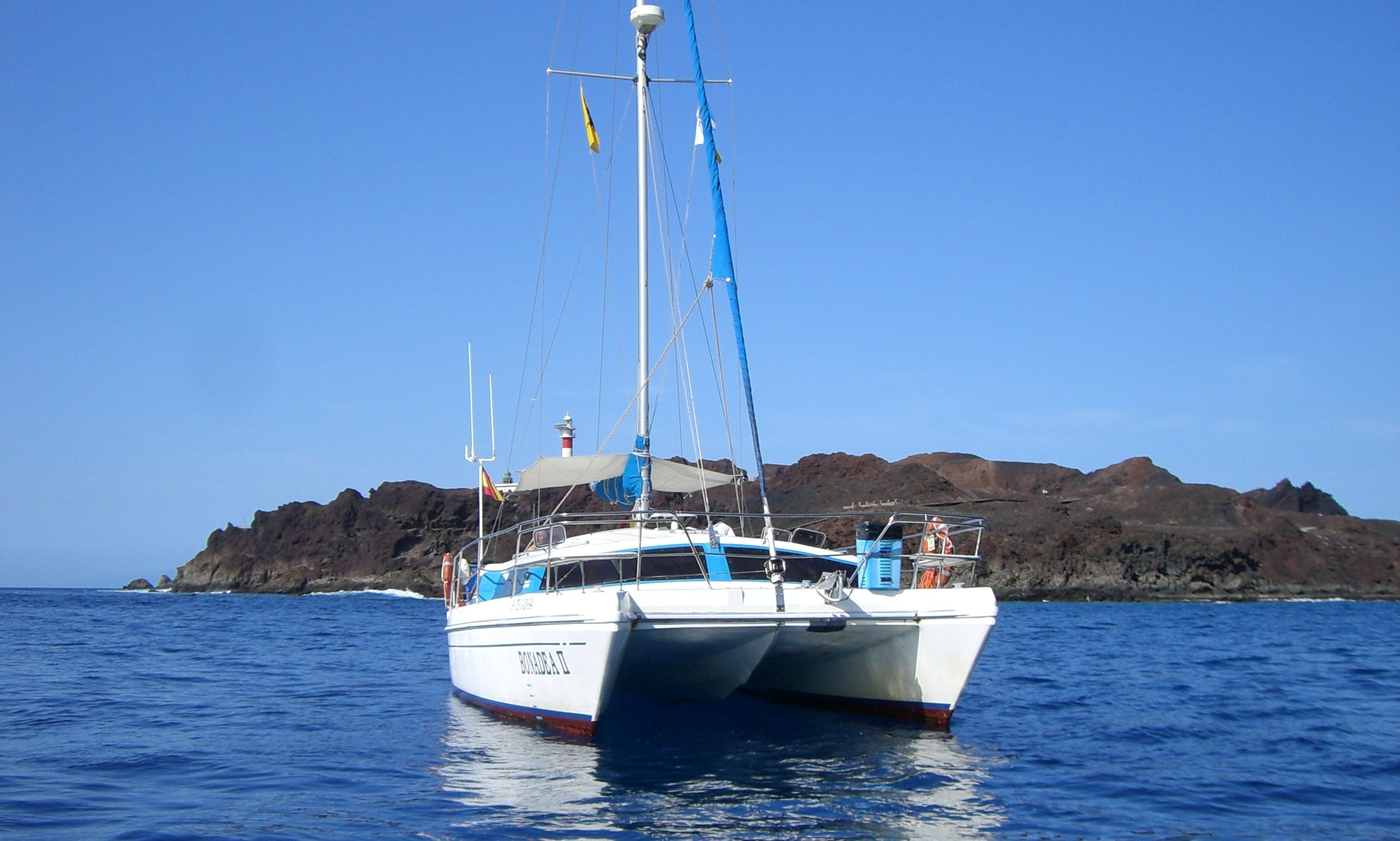 Camataran Excursions for 22 People in Tenerife, Spain