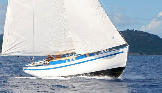 Antigua Classic Yacht Charter In Antigua