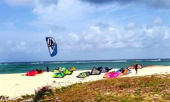 Kiteboarding Lesson In Trinidad & Tobago