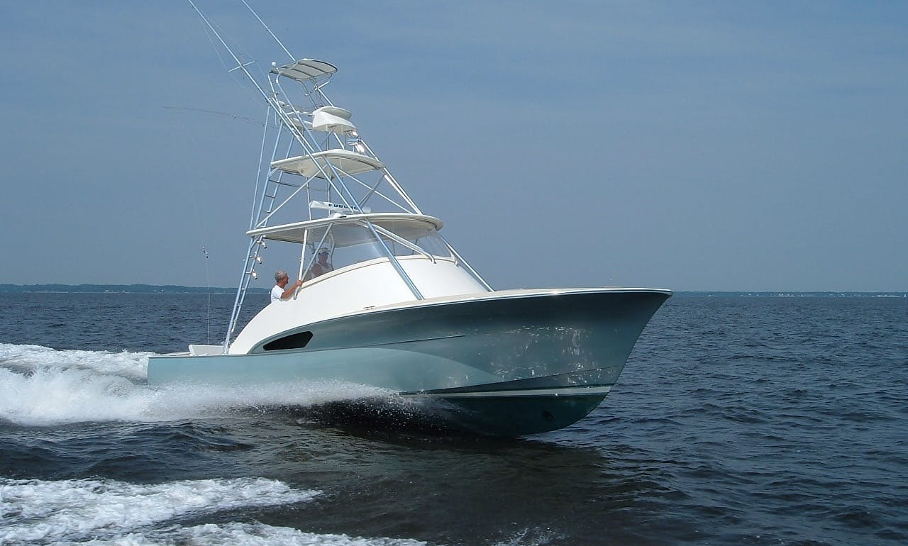 Captained Sport Fishing Charter in Quepos