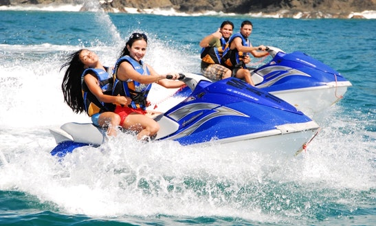 Quepos Guided Jet Ski Tours