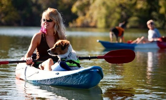 ''single Kayak'' Rentals In Virginia Beach
