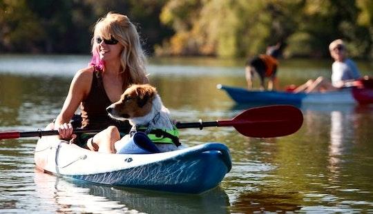 ''single Kayak'' Rentals In Virginia Beach