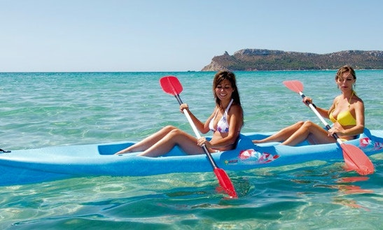 Double Kayak Rental In Virginia Beach