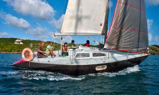 Sailing Courses In Grenada