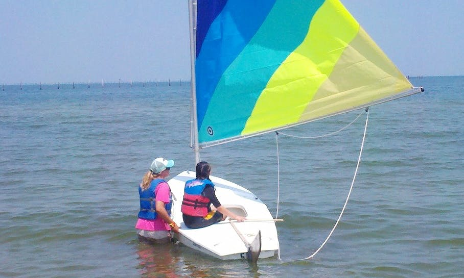 Sailing Lessons in Virginia Beach