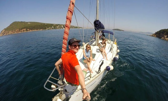 Sailing In Princes' Islands