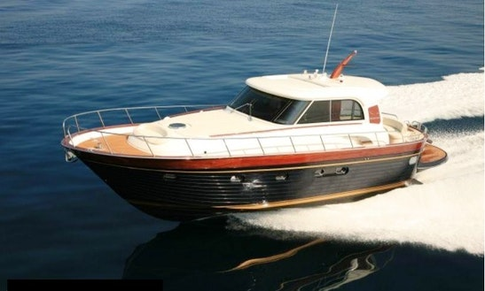 Rent This Apreamare 48 Yacht In France