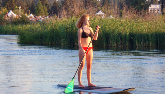 Stand Up Paddleboard Rental In Bend, Oregon
