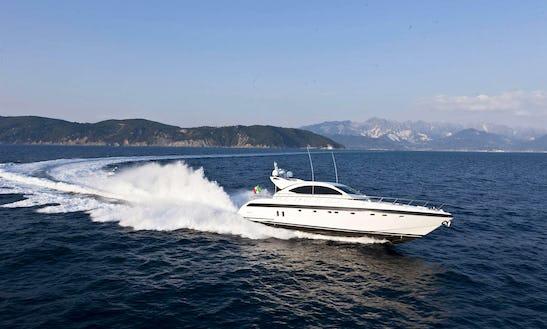Mangusta 72 Yacht Rental In France