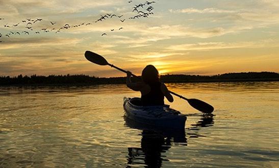 Kayak Rental In Robbinsdale