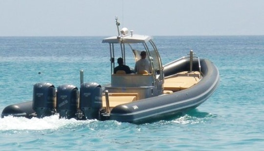Seawater 41 Hire In Grimaud