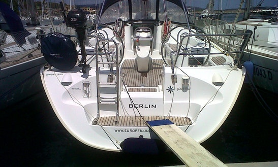 Charter A Sun Odyssey 43 Sailboat For 8 Person In Portisco, Italy