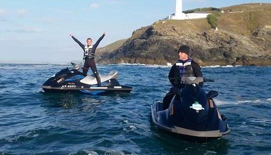 Jet Ski Holidays In Cornwall