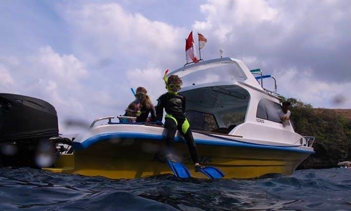 Aqua Diving & Snorkeling Trips in Bali