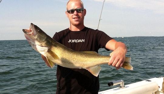 Captain Park's Lake Erie Fishing Charters - Ohio