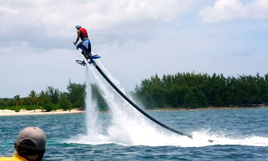 Jetovator In Grand Cayman