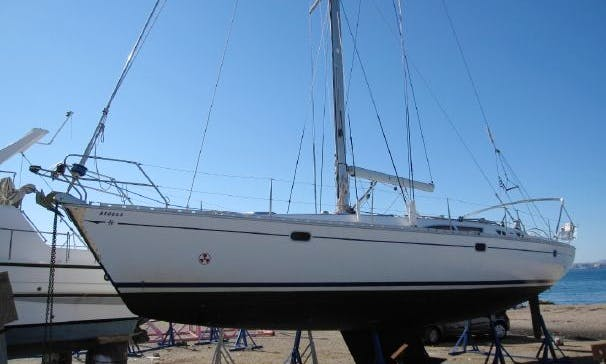 Sun Odyssey 45.2 Yacht Charter in Greece