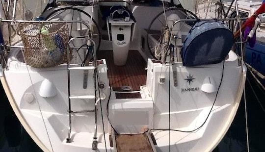 Bareboat Sun Odyssey 40.3 Yacht In Greece