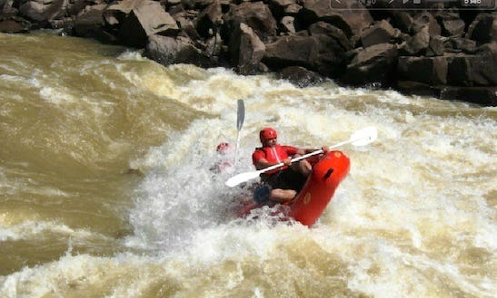 The Legendary Tugela River Canyon Tripe In Winterton