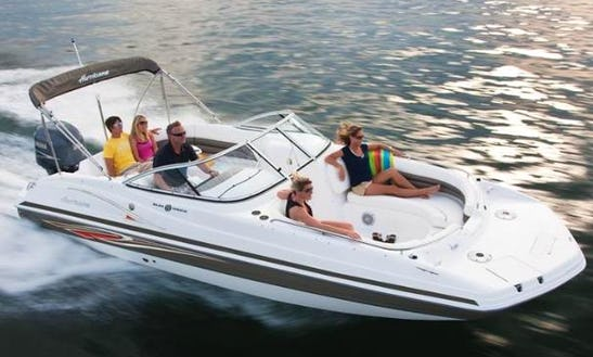 24' Hurricane Sundeck In Cape Coral, Florida