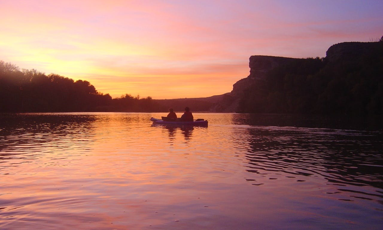 Kayak Rental in Alcalá de Ebro