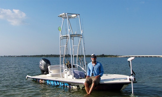 18' Sport Fisherman Charter In Melbourne, Florida