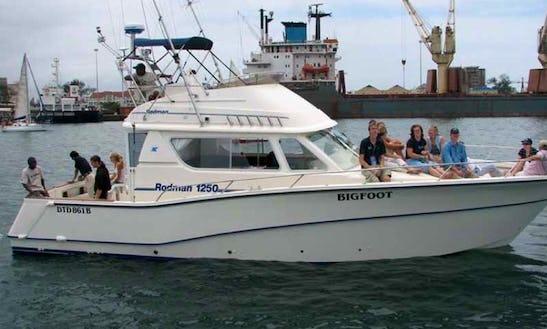 Sport Fisherman Charter In Durban